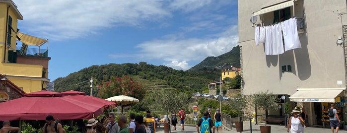 A Cantina De Mananan is one of Cinque Terre.