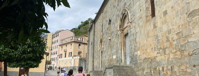 Chiesa di San Giovanni Battista is one of Around The World: Europe 4.