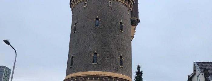 Watertoren Tilburg is one of สถานที่ที่ Kevin ถูกใจ.