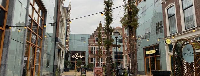 Foodhallen Den Haag is one of Den Haag Scheveningen.