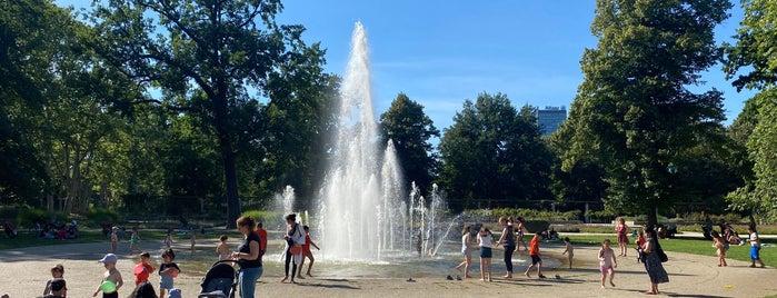 Rosengarten mit Wasserfontäne is one of Testen: Ausflüge.