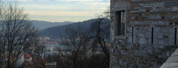 Castello di Lubiana is one of Slovenia 2013.