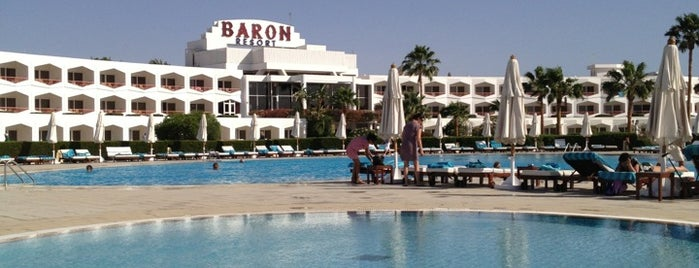 Baron Resort Sharm el Sheikh is one of Sharm Elsheikh.
