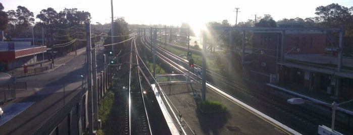 Rooty Hill Station is one of Sydney Train Stations Watchlist.