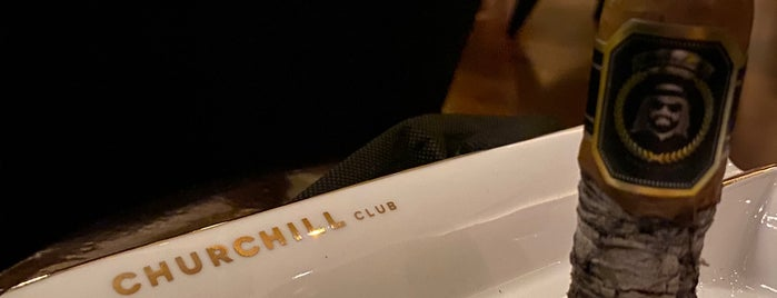 Churchill Club is one of Cigar Lounges in Dubai/Abu Dhabi.