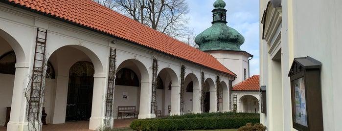 Klášter Klokoty is one of Jižní čechy.