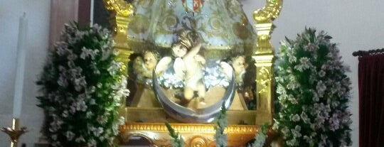 Ermita De La Santisima Virgen De Criptana is one of Vicenteさんのお気に入りスポット.