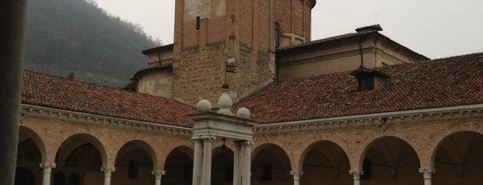 Abbazia di Praglia is one of #visitpadova.