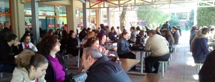 Ziraat Cafe is one of Posti che sono piaciuti a Hulya.