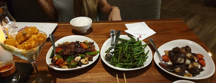 P.F. Chang's is one of Dubai.