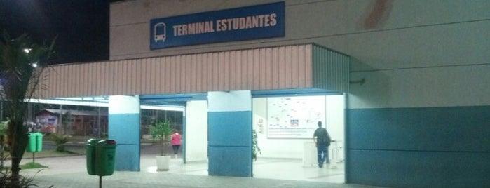 Terminal Estudantes is one of São Paulo 2012.