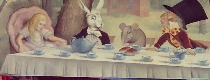 White Rabbit is one of Sergey: сохраненные места.
