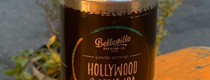 Belleville Brewery is one of Pubs - Brewpubs & Breweries.