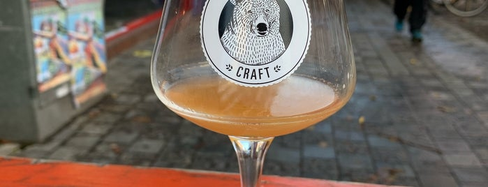 Clapton Craft is one of London's Best for Beer.