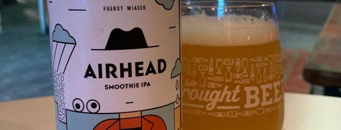 We Brought Beer is one of Craft Beer London.