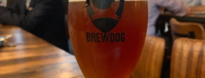 BrewDog Soho is one of London.
