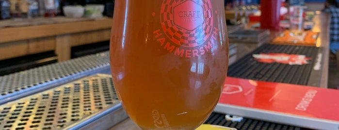 The Craft Beer Co. is one of London.