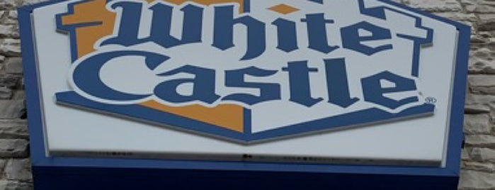 White Castle is one of Tempat yang Disukai Andre.