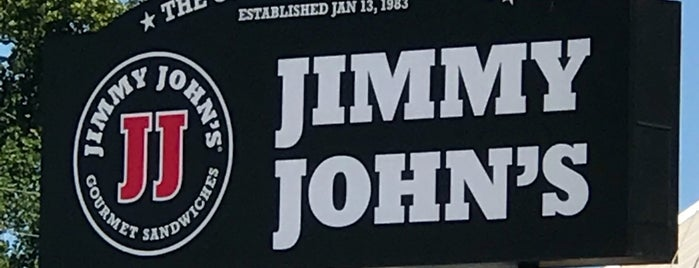 Jimmy John's is one of Kimさんの保存済みスポット.