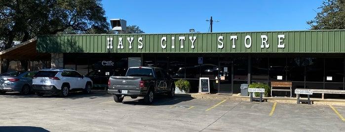 Hays City Store & Cafe is one of Locais curtidos por Dianey.