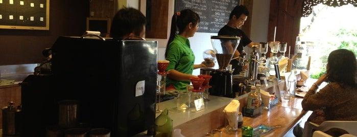 Seniman Coffee Studio is one of Убуд.