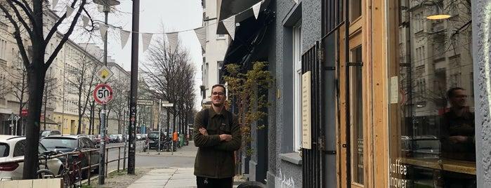 Kaffee Ingwer is one of Berlin Best: Cafes, breakfast, brunch.