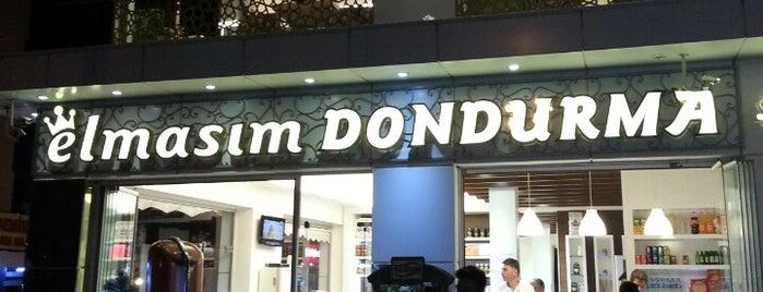 Elmasım Dondurma is one of Shjsskdkdk'ın Beğendiği Mekanlar.