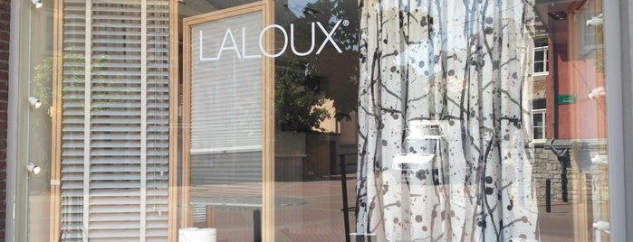 Laloux Stores is one of Alexis 님이 저장한 장소.