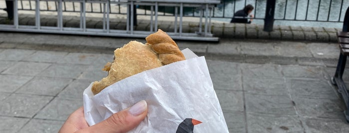 Chough Bakery is one of Cornwall.