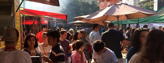 Butantan Food Park is one of são paulo.