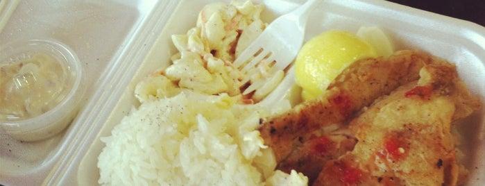 Aloha Island BBQ is one of My Best Eats.