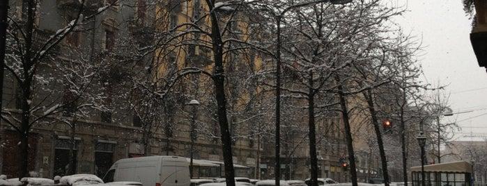 Via Pietro Borsieri is one of Милан.