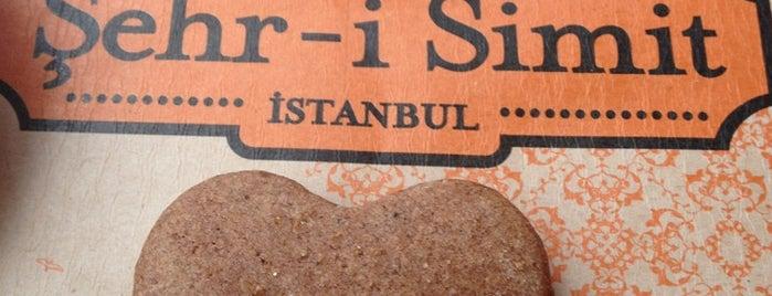Şehr-i Simit is one of Oğuz Kağan'ın Beğendiği Mekanlar.
