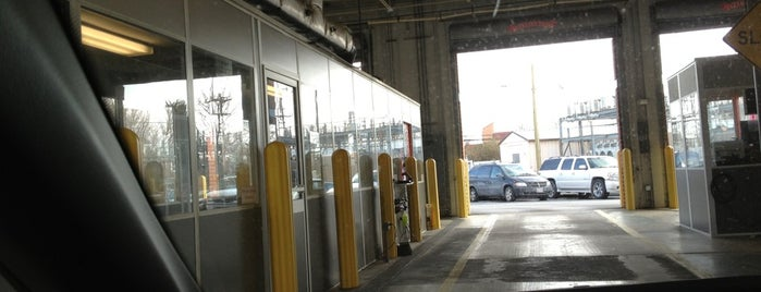 Vehicle Emissions Inspection Program (VEIP) Station is one of Shopping/Services.
