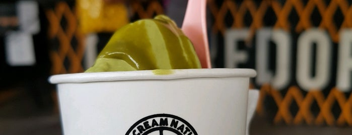 Ice Cream Nation is one of antes de partir.