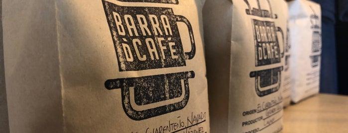 Barra De Café is one of Lugares guardados de Oscar.
