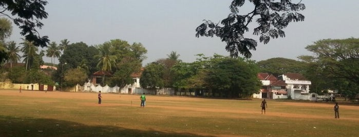 Parade Ground is one of Incredible India.