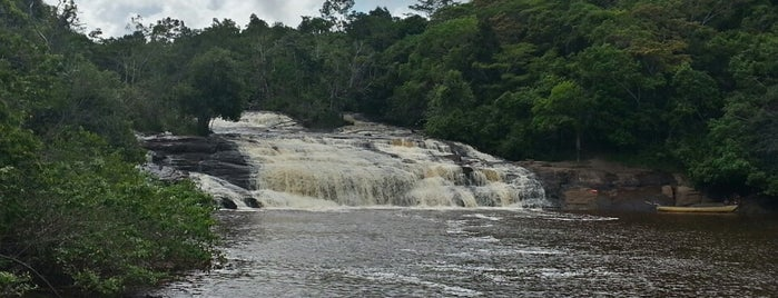 Cachoeira do Tremembé is one of Tempat yang Disimpan Mariah_c.