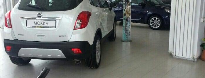 Opel Arden A.S is one of Lieux qui ont plu à Mahide.