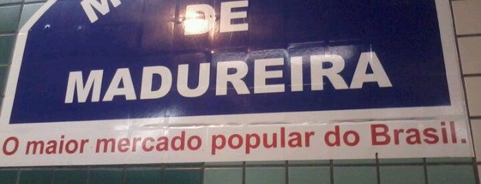 Mercadão de Madureira is one of Comida & Diversão RJ.