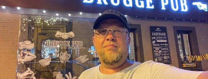 Brugge Pub is one of Владик без Владика.