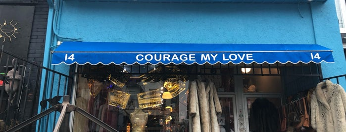 Courage My Love is one of TORONTO.
