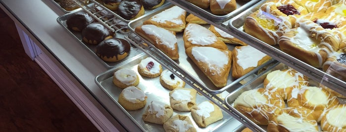 Canfora Bakery is one of The Best Cookie in Every State.