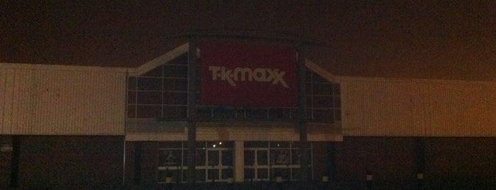 TK Maxx is one of Tempat yang Disukai Carl.