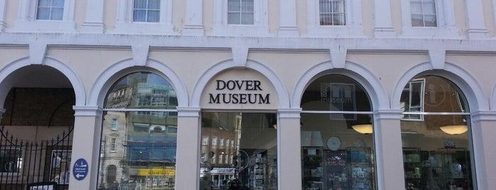 Dover Museum is one of Lugares favoritos de MURAT.