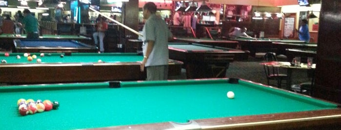 New Wave Billiards is one of Miami.