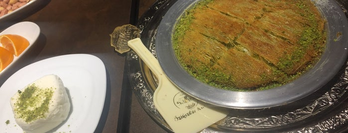 Özikizler Künefe is one of Dessert.