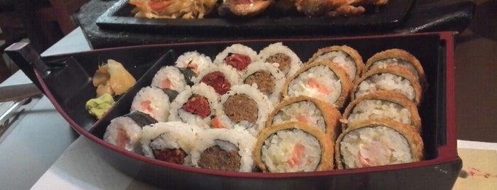 Restaurante Mikado is one of boa comida!! =P.