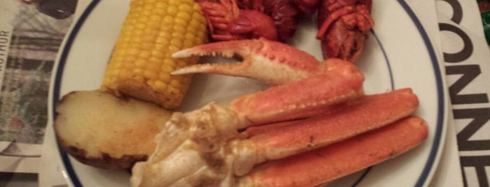 New Orleans Seafood is one of LevelUp Merchants.