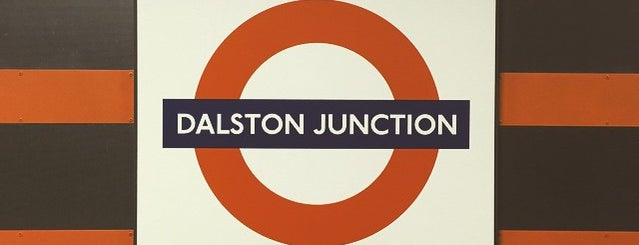 Dalston Junction is one of London 2019.